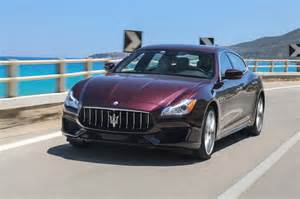 Lamborghini Quattroporte Maserati Quattroporte Gransport S 2016 Review By Car