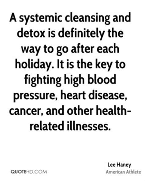 How To Detox After The Holidays by Cleansing Quotes Page 1 Quotehd