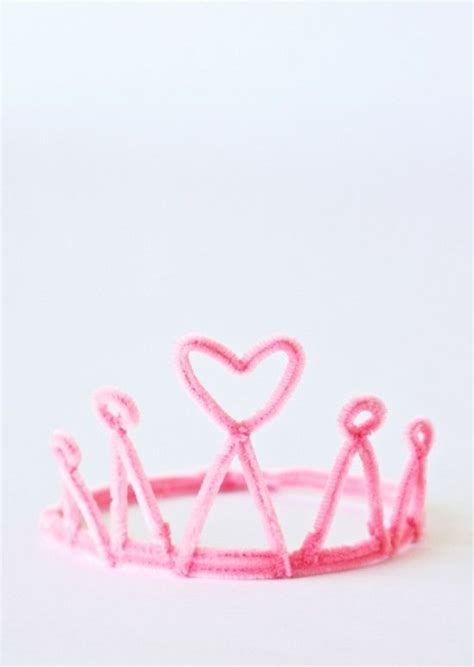 crown craft for 203 best pipe cleaner crafts images on pipe