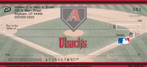 Az Background Check Arizona Diamondbacks Mlb 174 Personal Checks
