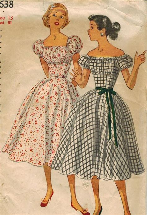 vintage patterns 1950s a fred the needle let your life do the talking