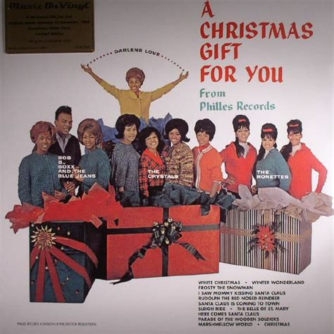 phil spector a christmas gift for you vinyl at juno records