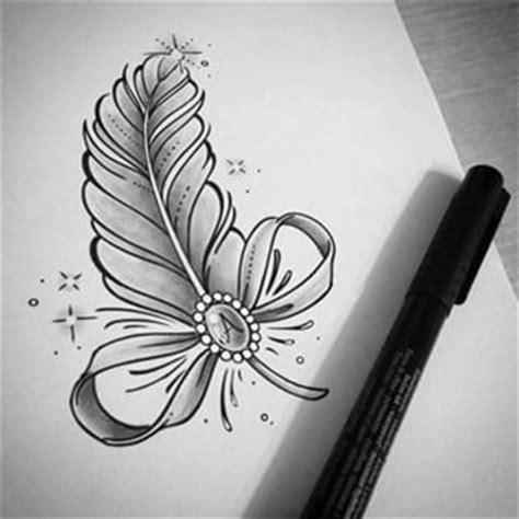 tatouage noeud et plume mod 232 les et exemples