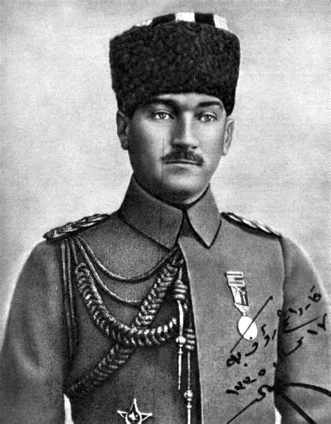 ottoman empire leader world war i military leaders