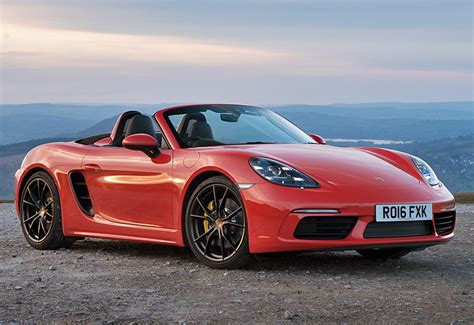 2016 porsche 718 boxster s specifications photo price