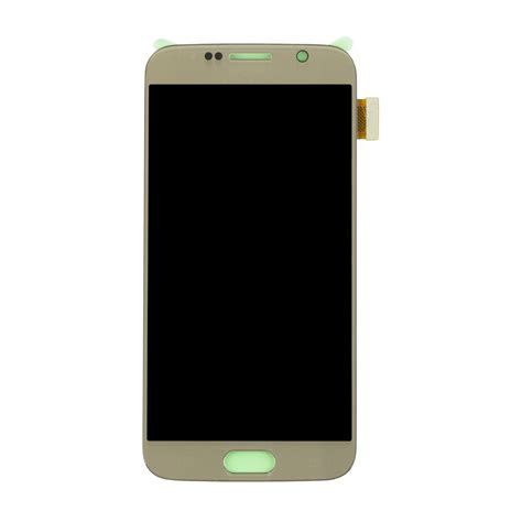 samsung galaxy s6 lcd touch screen digitizer assembly gold
