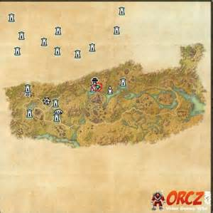 deshaan treasure map eso deshaan treasure map iii orcz the wiki