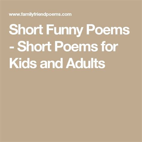 short funny poems 25 best ideas about funny poems for kids on pinterest