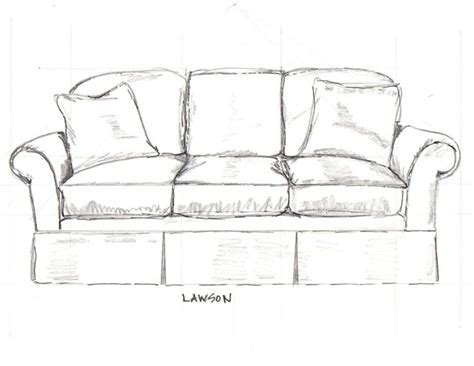 sofa drawing sofa genre kathleen jennison