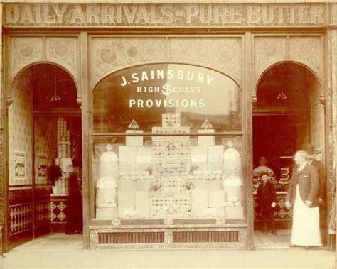 sainsburys archives virtual museum timeline