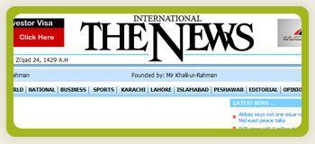 chagatai khan: unethical behavior of express news tv pakistan.