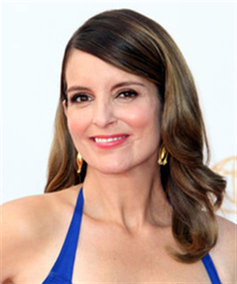 what type of hair does tina fey have sorry pictures