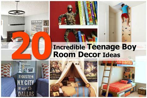 boy bedroom decor 20 boy room decor ideas