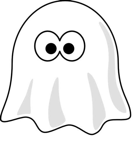 printable ghost eyes cartoon ghost coloring page for kids free printable picture