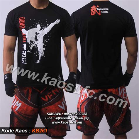 Elite Kaos kaos taekwondo hanzo elite fight gear order via sms wa
