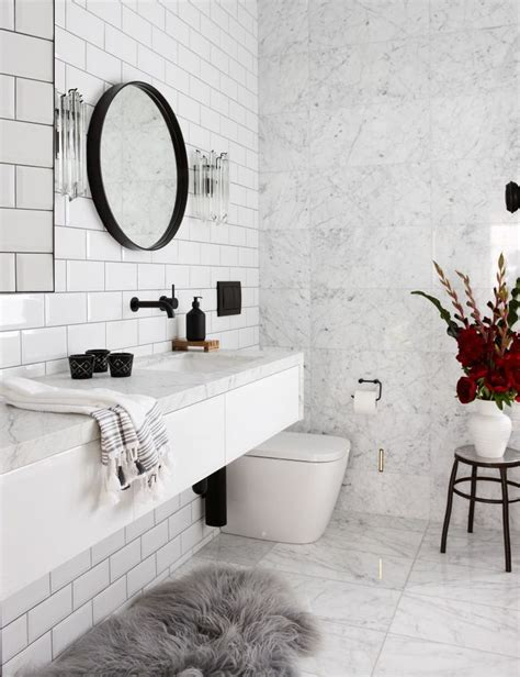 how to clean marble tiles in bathroom 17 best ideas about marble subway tiles on pinterest