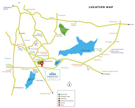 hsr layout which zone of bangalore advantage pebble bay at koramangala in hsr layout