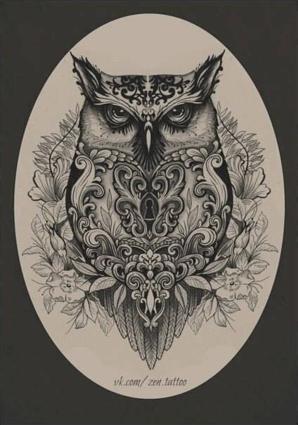 evil owl tattoo evil owl tattoos