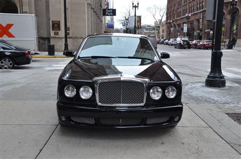 2009 bentley arnage t 2009 bentley arnage t stock b844a for sale near chicago
