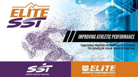 granite health and fitness elite sst