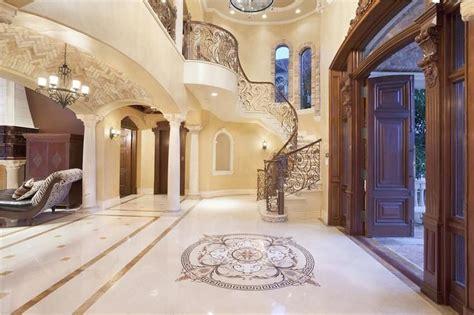 hillsboro inlet oceanview estate  luxury foyer