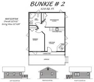 2500 Sq Ft Home Plans bunkie 2 528 sq ft french s fine homes and cottages