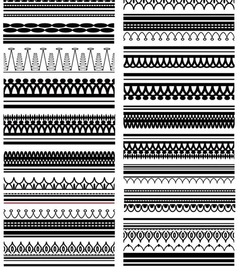 illustrator pattern brush download 7 best images about denenecek projeler on pinterest