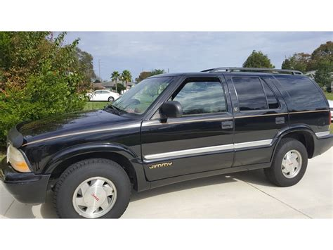 used gmc jimmy for sale used 2000 gmc jimmy for sale by owner in brooksville fl 34614
