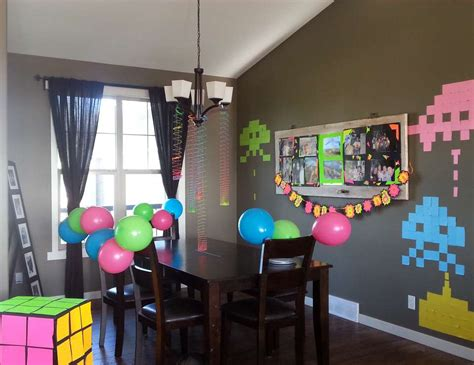 themed parties for 30th birthdays 80 s themed 30th birthday birthday quot brandon s 30th
