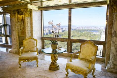 donald trump gold apartment inside donald trump s luxury apartments