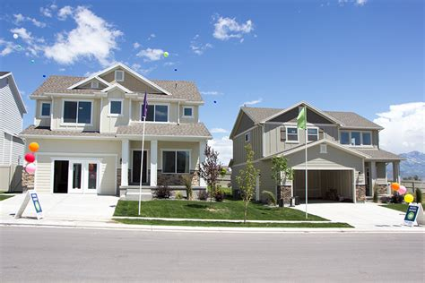 Next Homes by Silverlake Model 2 Fieldstone Homes Utah Home Builder