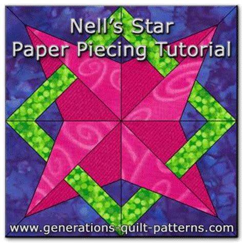 Rising Quilt Block Pattern by Pattern Quilt Blocks Free Quilt Pattern
