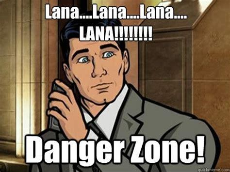 archer danger zone meme kettlebells cheesecake not an addict