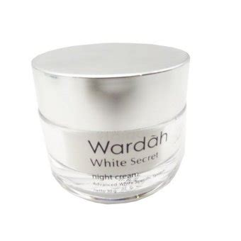 Harga Wardah White Secret Day 30gr wardah white secret day 30gr lazada indonesia