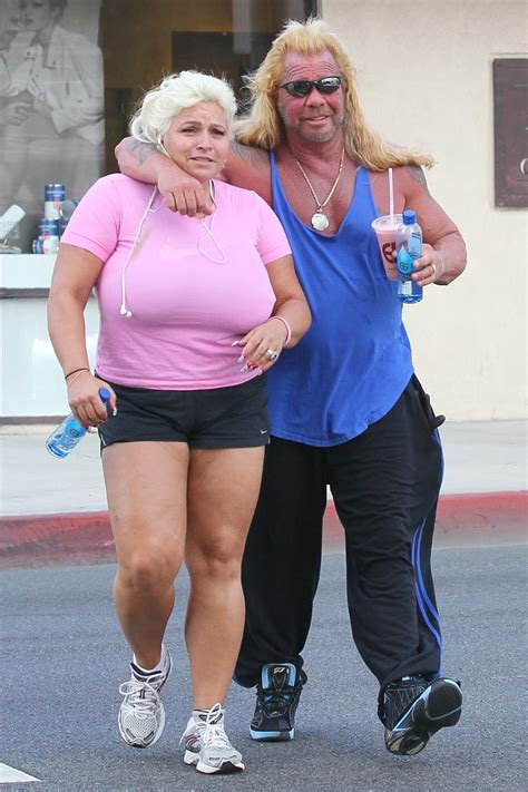 bounty beth cancer duane chapman the bounty speaks of beth fighting stage ii cancer