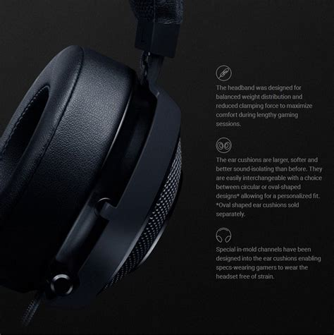 Headset Mercury razer kraken 7 1 chroma v2 usb gaming headset mercury white