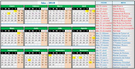 Calendario Mexicano Con Santos Calendario 2010 Y 2011
