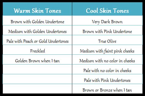 warm or cool skin tone 5 questions to you determine your undertones so you find the redefining the of how to determine your skin tone warm vs cool
