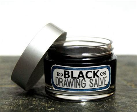 Drawing 8 Trek Ointment by Black Drawing Salve Recipe For Insect Bites Splinters