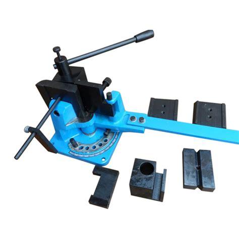 bench bender pipe bender metz tools bench mounted ring roller flat bar