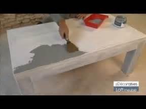 peinture les d 233 coratives quot loft meuble quot sur www