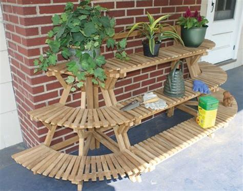 Outdoor Plant Table by Helpful Advices Before Purchasing Outdoor Plant Stands