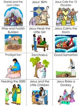 new year picture story book bible story picture cards by honeybelles teachers pay