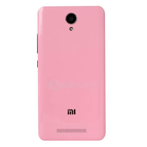 Back Xiaomi Redmi Note 2 Back Cover Iphone Style original xiaomi redmi note 2 back battery cover