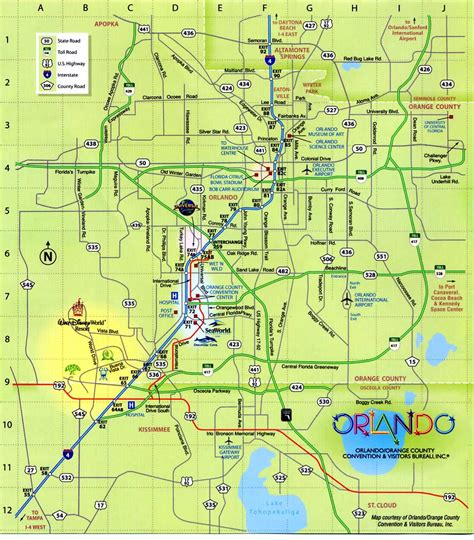 orlando on map of usa stay in your zone orlando districts thisfloridalife