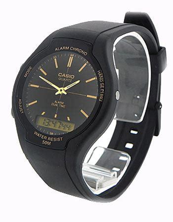 Jam Tangan Casio Anadigi Original jual casio aw 90 h baru harga jam tangan terbaru murah