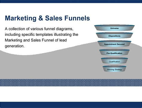 marketing pipeline template marketing and sales funnel powerpoint templates powerpoint