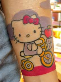 tallulahkate hello kitty tattoo designs