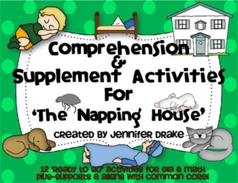 the napping house lesson plan the napping house sequencing lesson plan house design ideas
