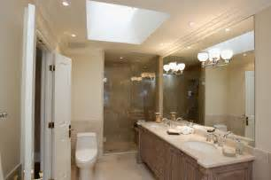 Skylights For Bathrooms 50 Beautifully Lit Bathrooms With Skylights Pictures